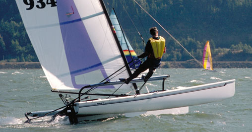 Hobie Cat 17 (sailboat)