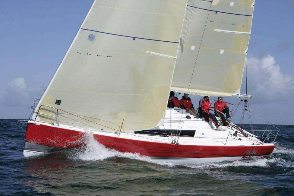 Sun Fast 3200 - Jeanneau (voilier)