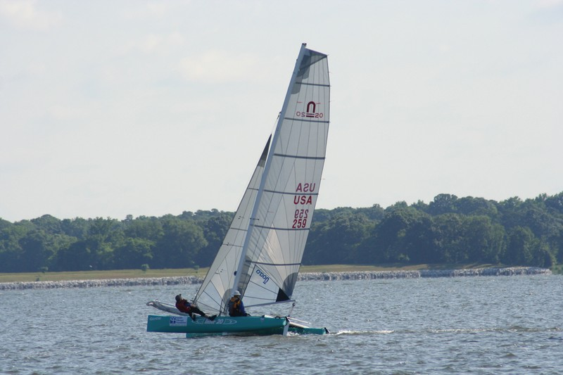 Nacra Inter 20 (sailboat)