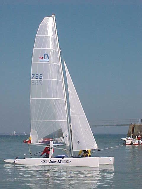 Nacra Inter 18 (voilier)