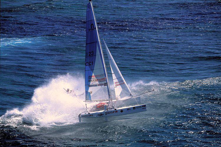 Nacra F18 (sailboat)