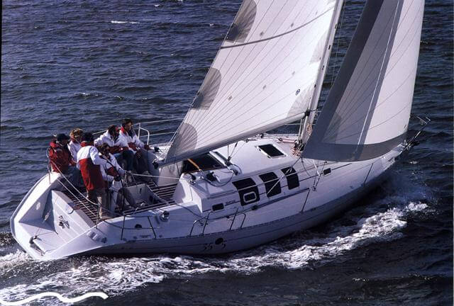 First 35S5 - Bénéteau (sailboat)