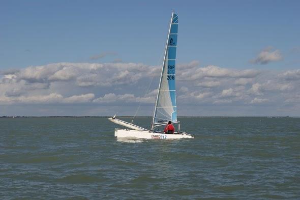 Nacra Inter 17 (sailboat)