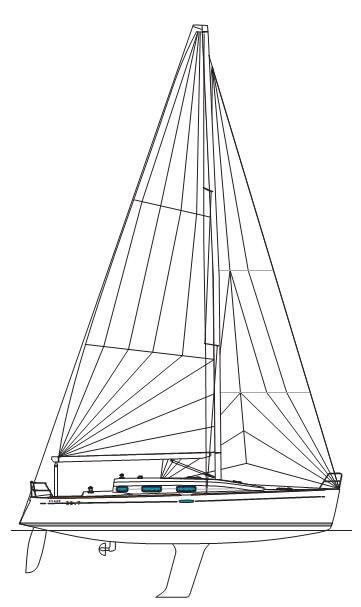 First 36.7 - Bénéteau (voilier)