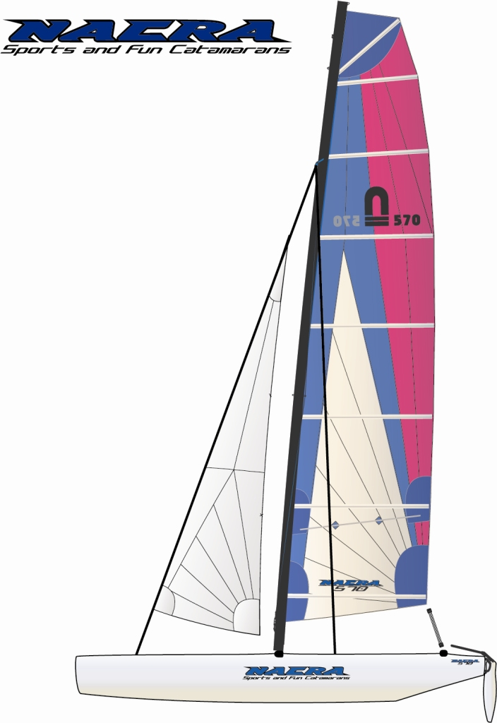 Nacra 570 (sailboat)