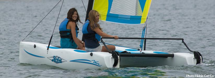 Hobie Cat Wave (voilier)