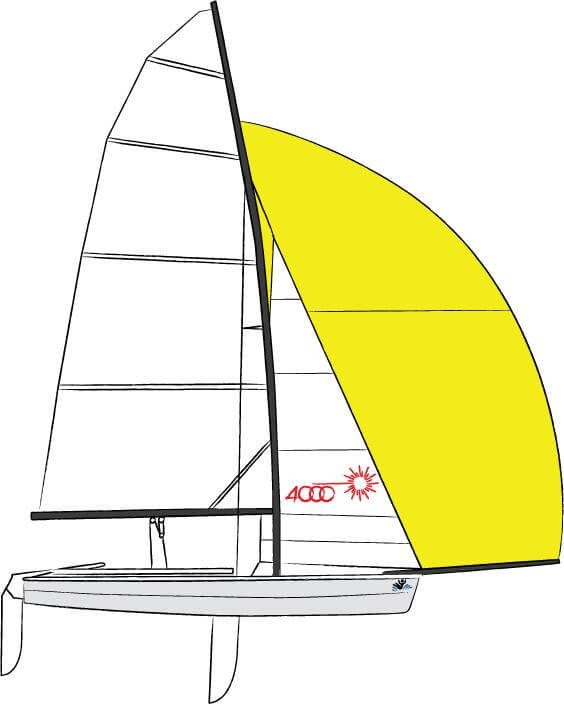 Laser 4000 - Laser Performance (sailboat)