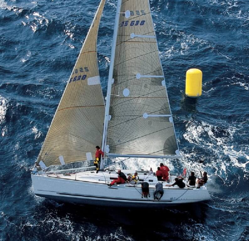 First 40.7 - Bénéteau (voilier)