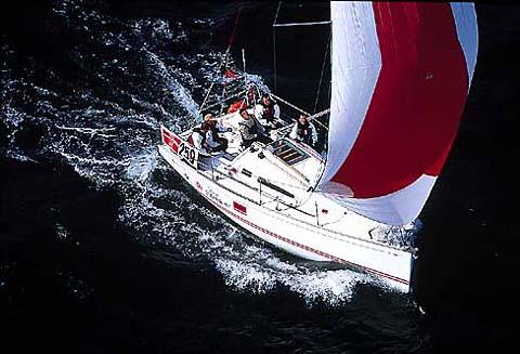 Sun Fast 26 - Jeanneau (voilier)