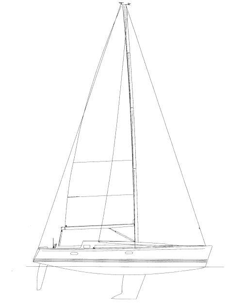 Sun Fast 42 - Jeanneau (sailboat)