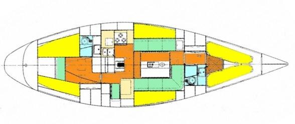Swan 441 - Nautor's Swan (sailboat)