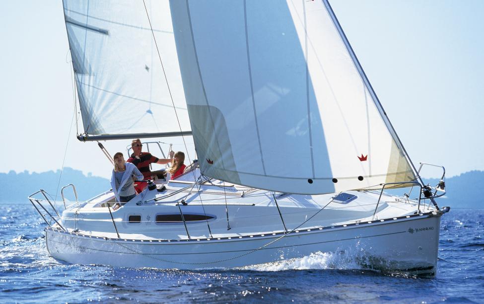Sun Odyssey 29.2 - Jeanneau (voilier)