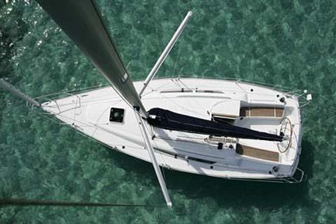 Sun Odyssey 32i - Jeanneau (voilier)