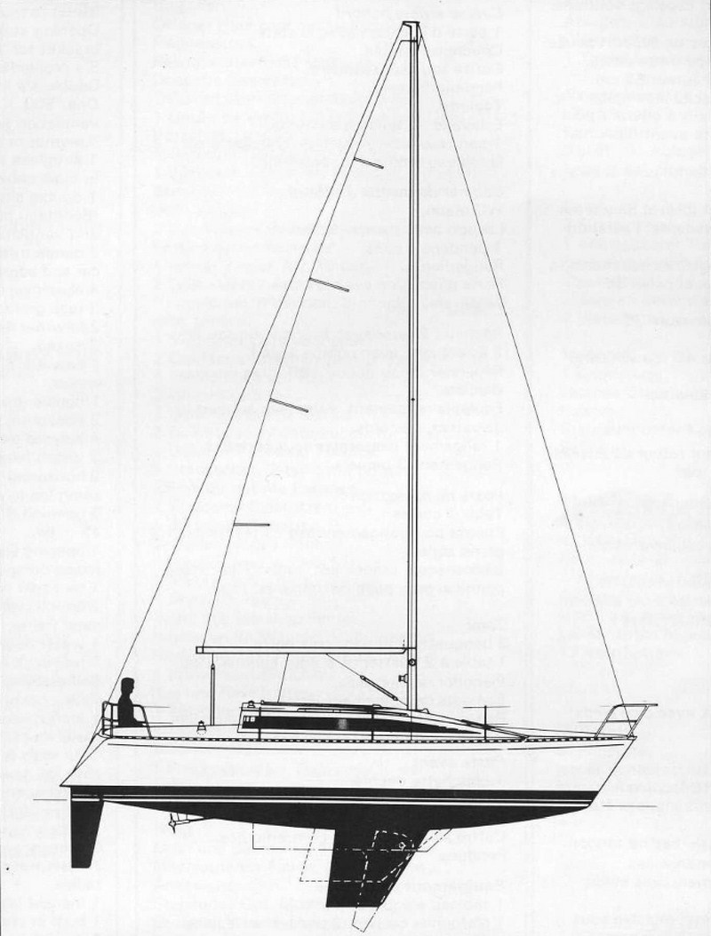 First 305 - Bénéteau (sailboat)