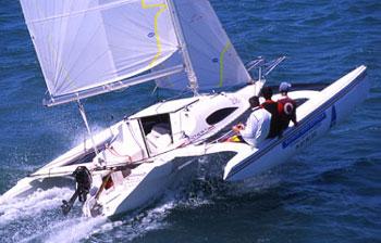 Corsair F24 MkII (sailboat)
