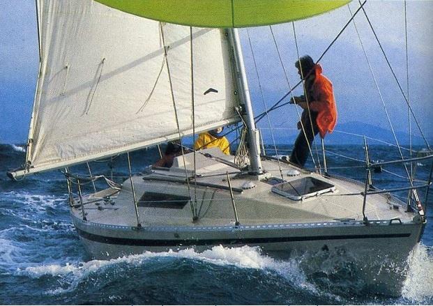 First 27 - Bénéteau (sailboat)