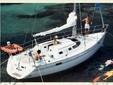 Océanis 350 - Bénéteau (sailboat)