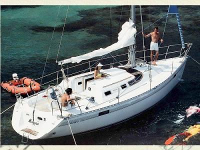 Océanis 350 - Bénéteau (voilier)
