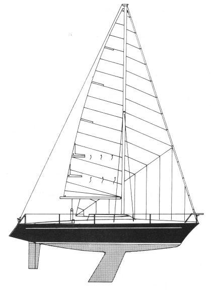 Dufour 1300 (sailboat)