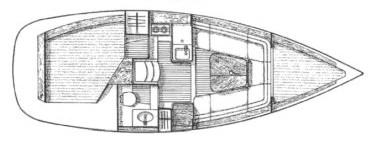 Océanis 281 - Bénéteau (voilier)