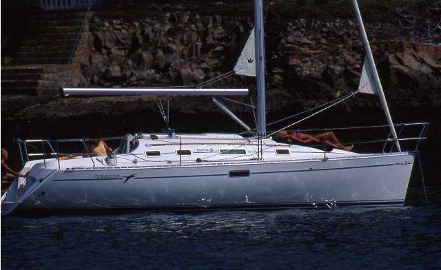 Océanis 300 - Bénéteau (voilier)