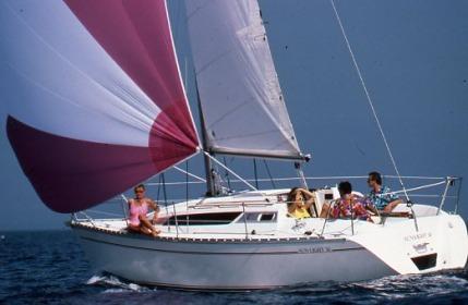 Sun Light 30 - Jeanneau (sailboat)