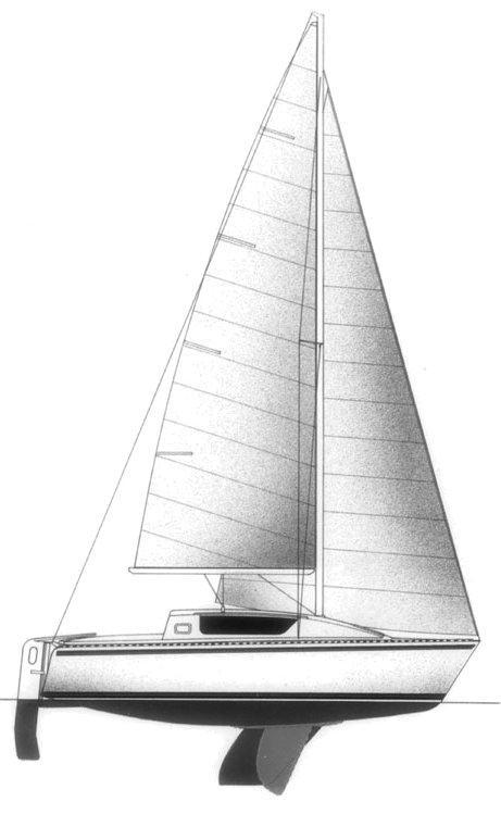 Gib'Sea 262 - Gibert Marine (sailboat)