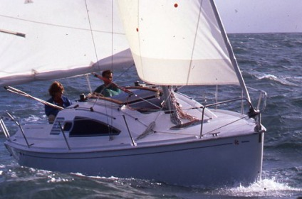 Sun Way 25 - Jeanneau (sailboat)