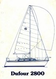 Dufour 2800 (sailboat)