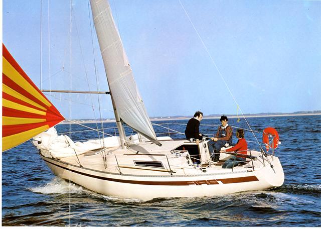 First 30 - Bénéteau (voilier)