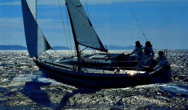 Etap 30 (sailboat)