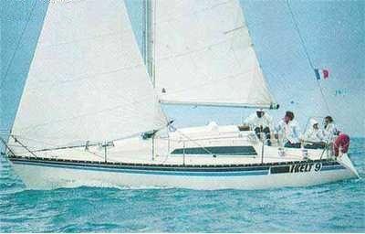 Kelt 9m (sailboat)