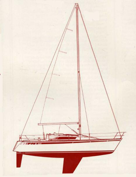 First 30E - Bénéteau (sailboat)