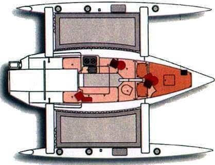 Dash 750 MkI - Corsair (sailboat)