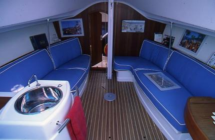 JOD 35 (Jeanneau One Design) (sailboat)