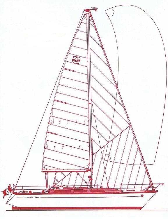 Dufour 4800 (voilier)