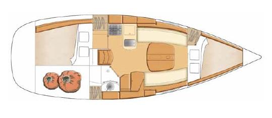 First 31.7 - Bénéteau (sailboat)