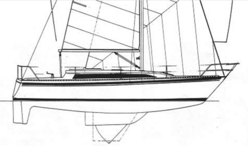Gib'Sea 105 - Gibert Marine (voilier)