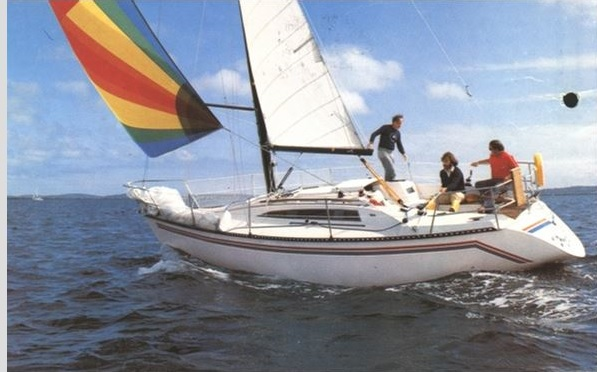 Jouët 920 - Yachting France (sailboat)
