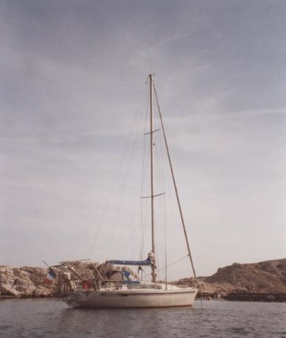 Jouët 1080 - Yachting France (voilier)