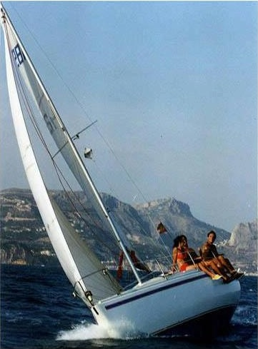 Jouët 24 - Yachting France (voilier)