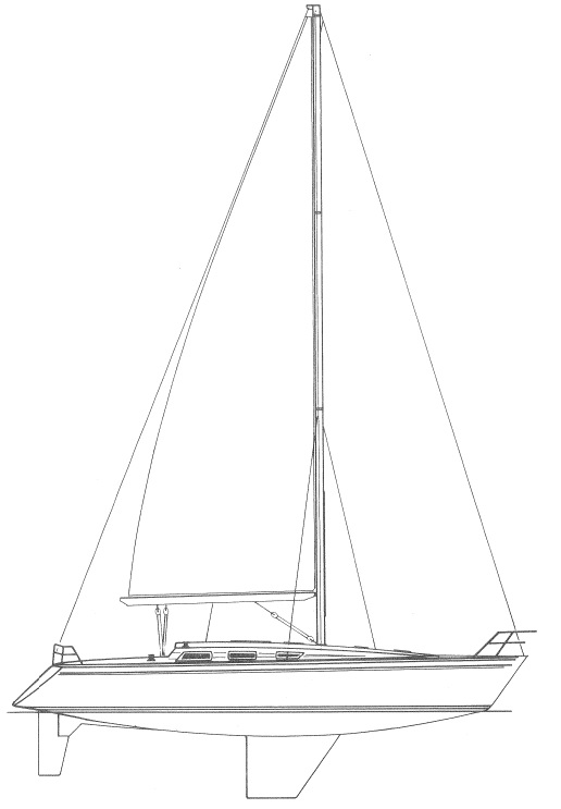Sun Shine 38 - Jeanneau (sailboat)