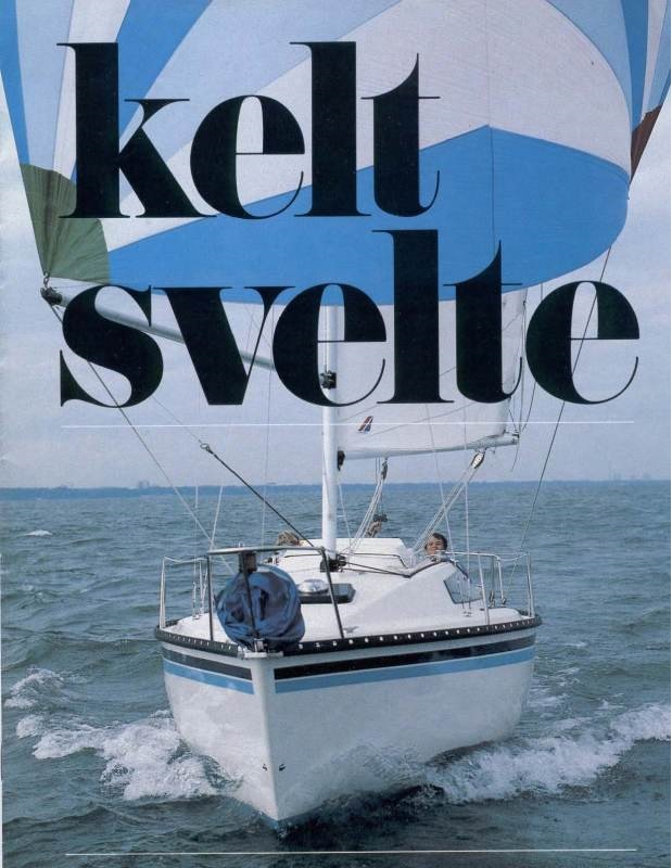 Kelt 7.60 (sailboat)