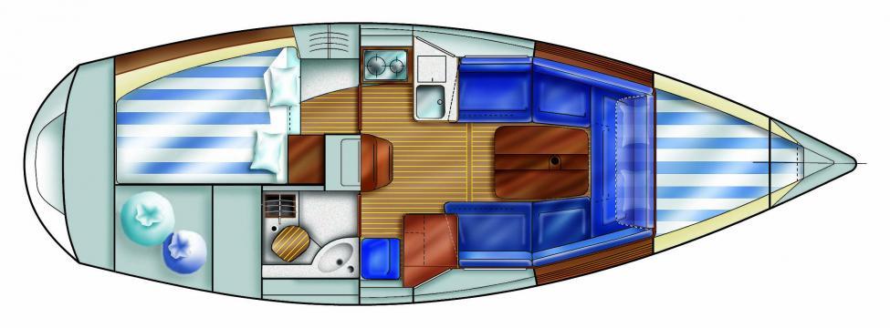 Dufour 30 Classic (voilier)