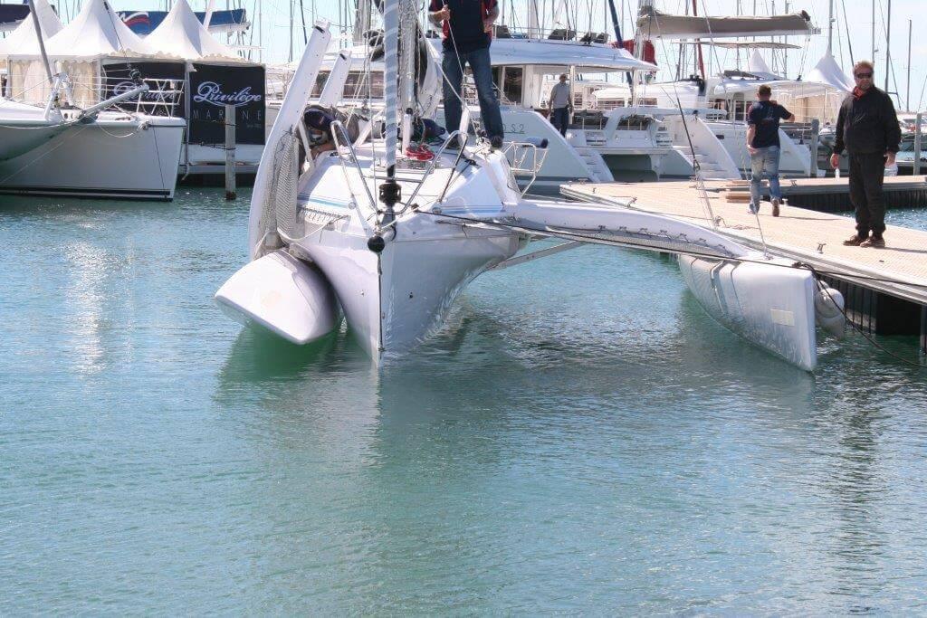 Corsair Cruze 970 (sailboat)