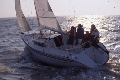 Sun Way 21 - Jeanneau (sailboat)